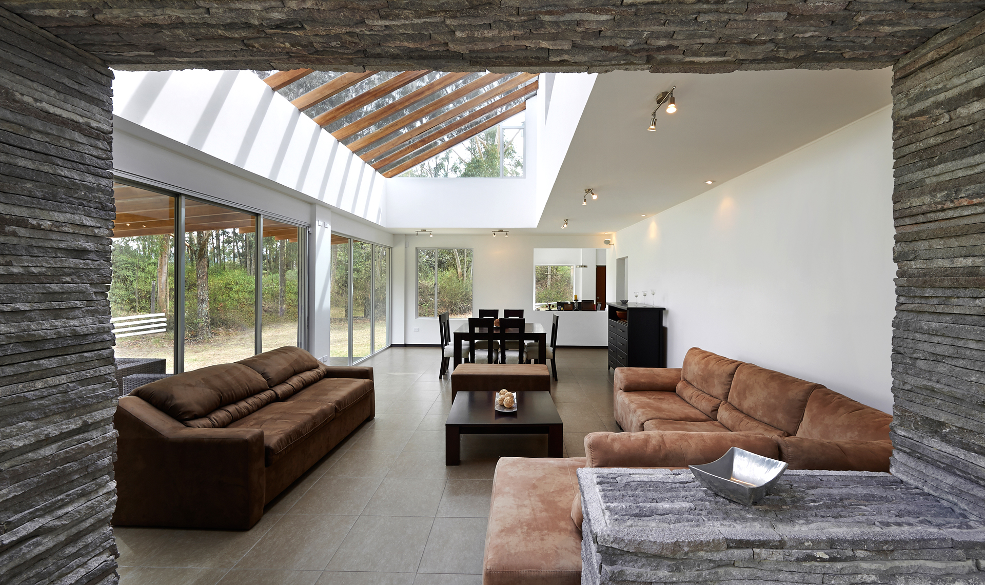interieur maison contemporaine slider