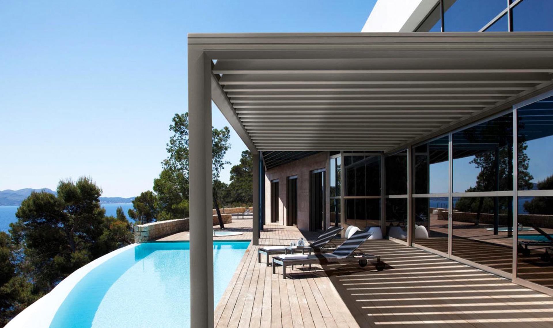 terrasse maison slider