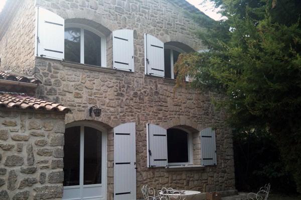 Remplacement de fen tres baies et portes fen tres - Portes fenetres coulissantes exterieures ...